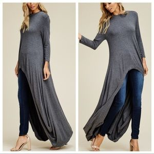 Dresses & Skirts - Best selling high low tunic dress